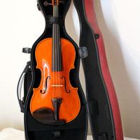 おしゃれなチェロケース型バイオリンケース   現品限りのサムネイル