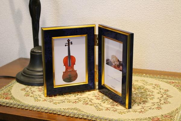 R. Grisales -クレモナ新作バイオリンのご紹介