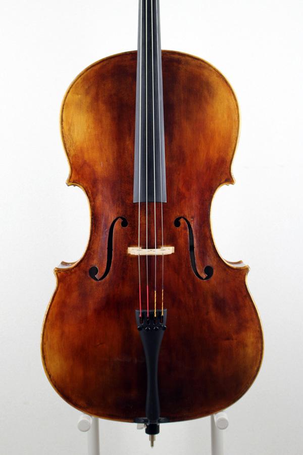 B. Hiller ドイツマイスターのチェロのサムネイル